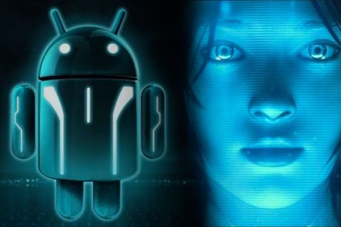 Android Cortana