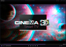 KMPlayer 3D анаглиф 2